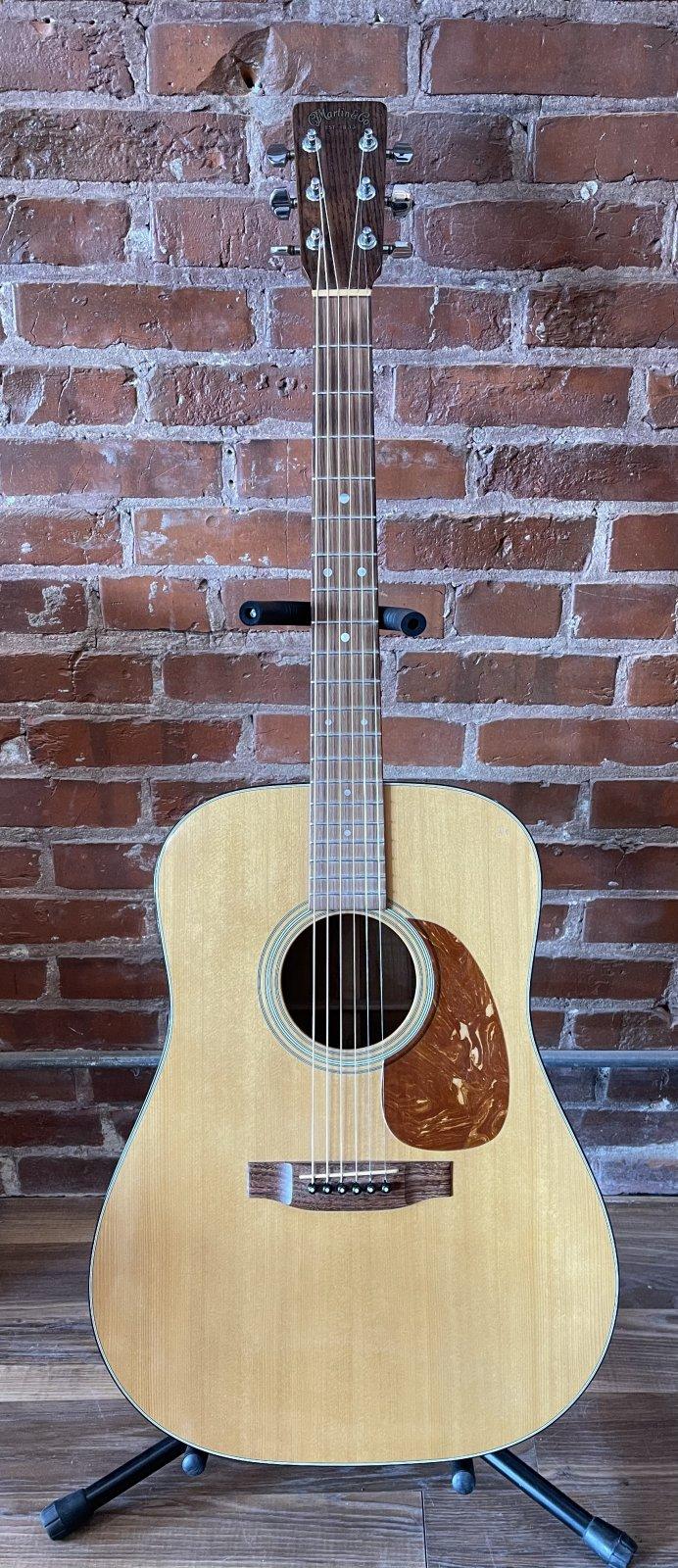 1980 Martin D-25 K Acoustic Guitar w/OHSC