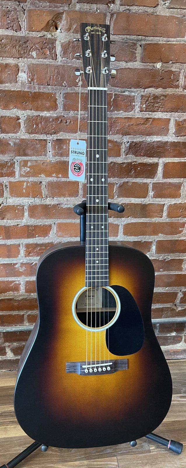 Martin D-X2E Acoustic/Electric