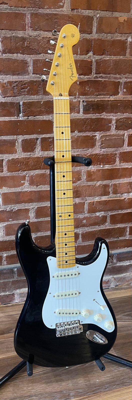 Fender Eric Johnson Signature Stratocaster Black