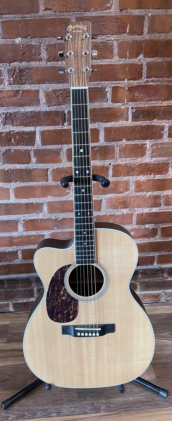 2001 Martin 000C-16RGTE L Lefty Acoustic