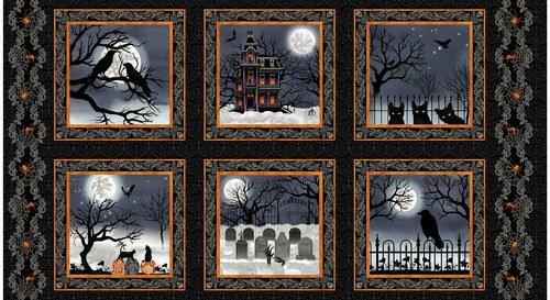 10.5 Spooky Night Blocks Panel