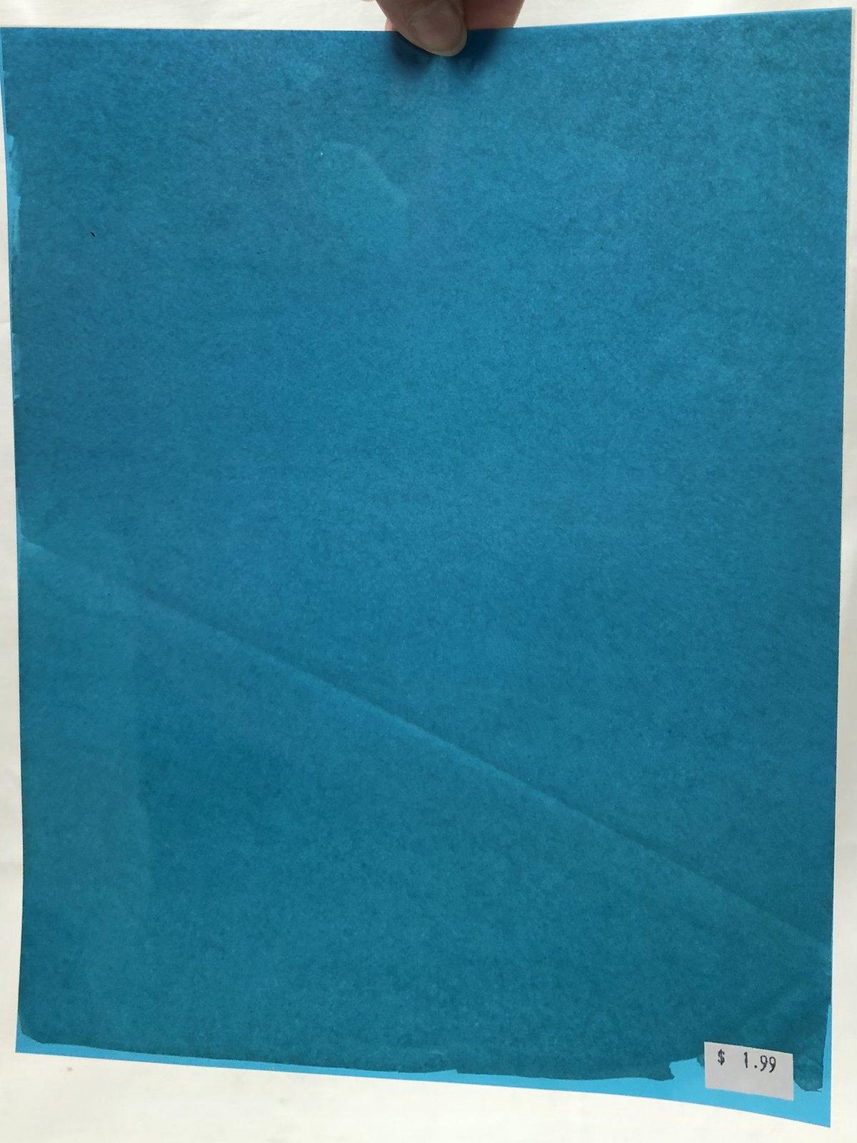 Acrylic Sheeting - Blue