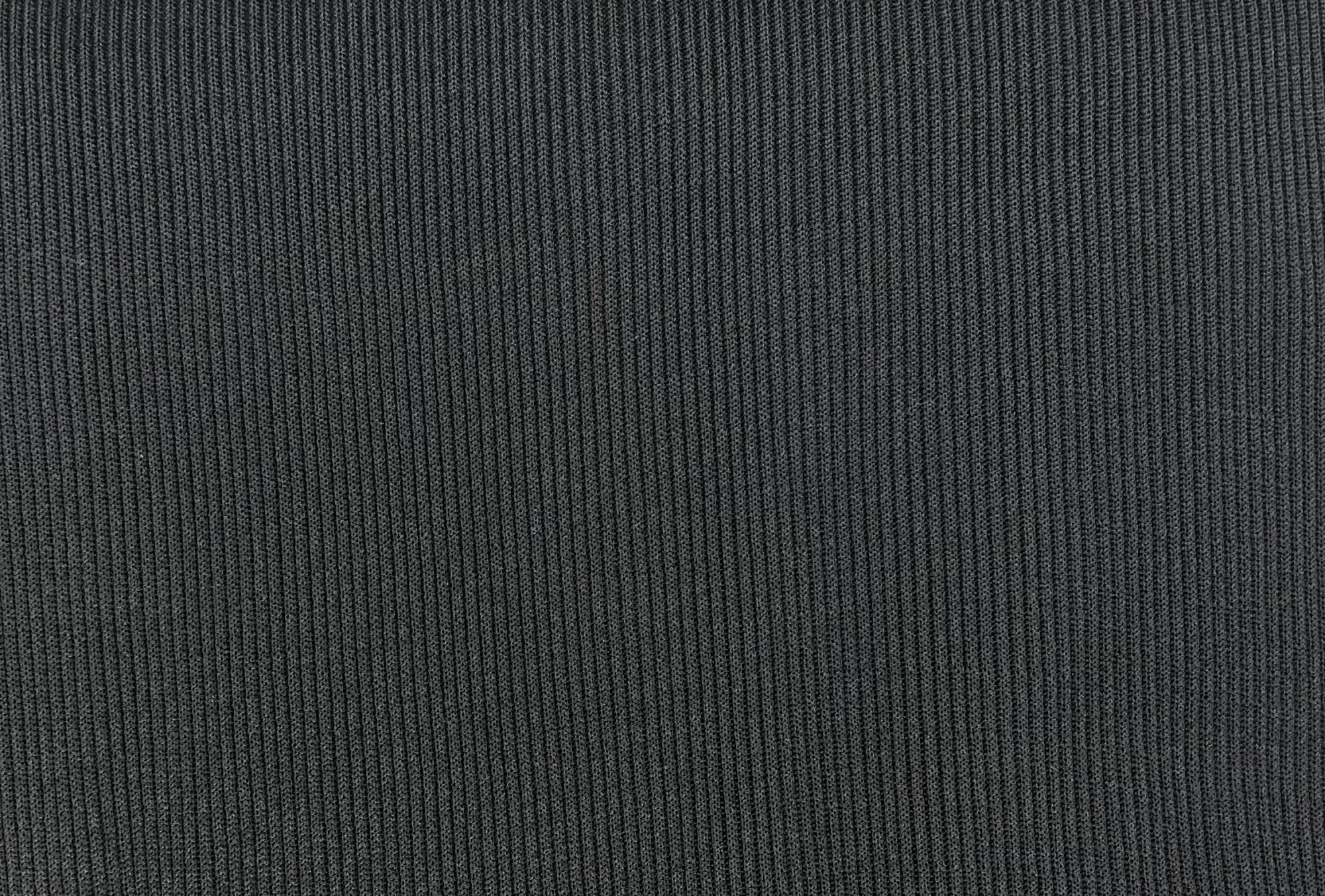 Ribbing Poly Tube Black - 29cm (11.4)
