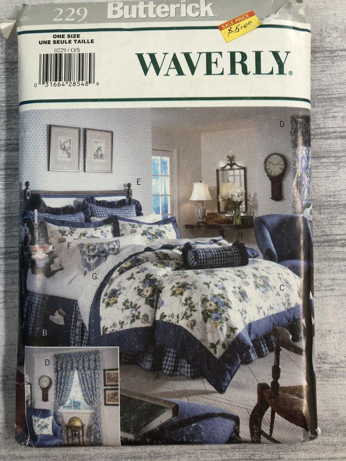 Butterick Waverly 0229