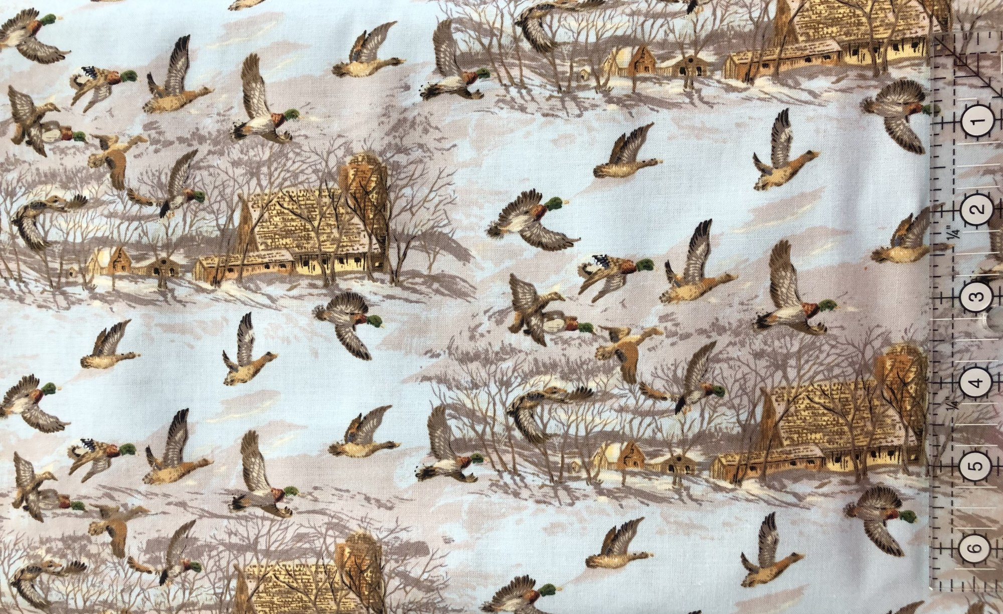 1 Meter Clearance SHAMASH & Sons Duck Hunt