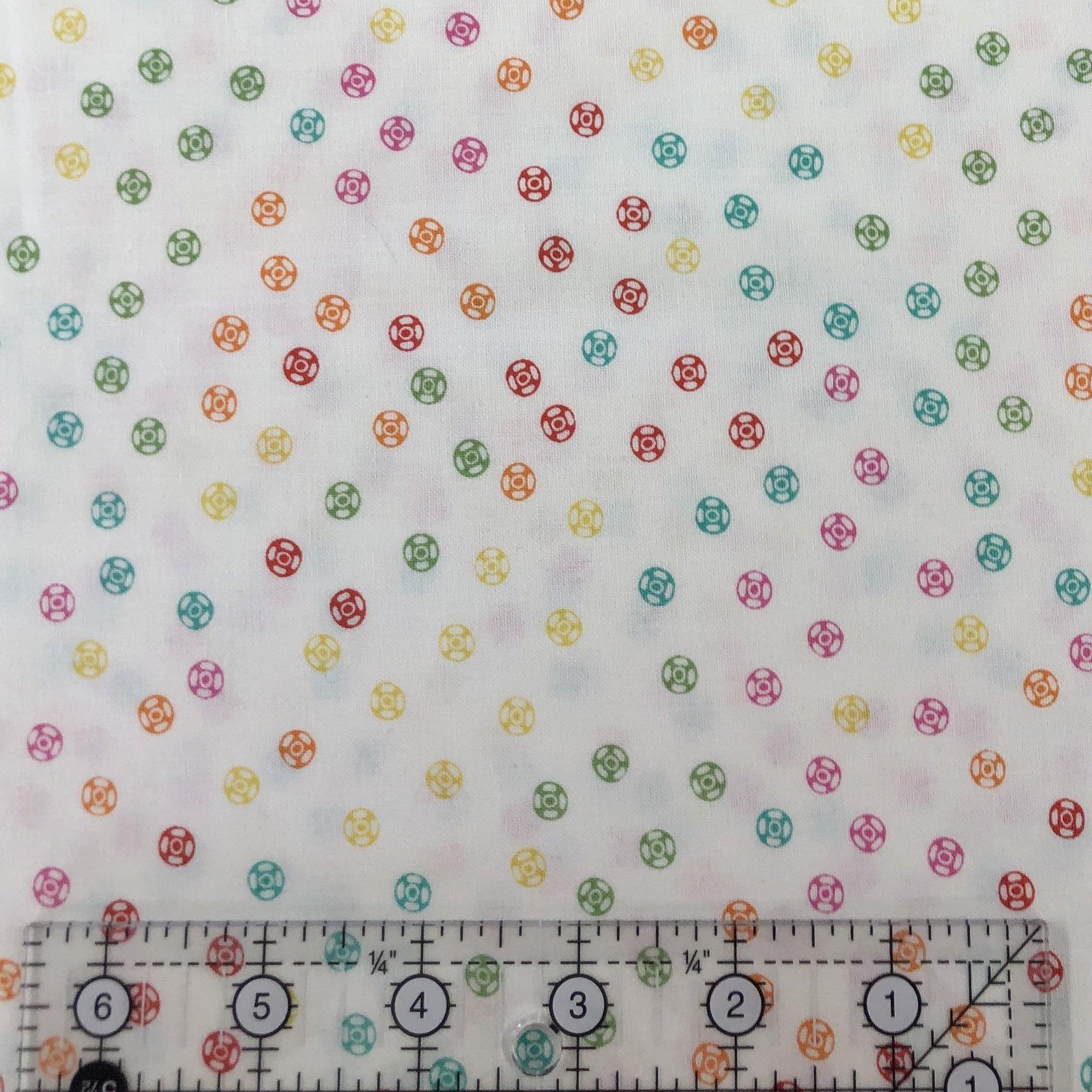 1 Meter Cut Moda Fabrics Sewing Box 10017