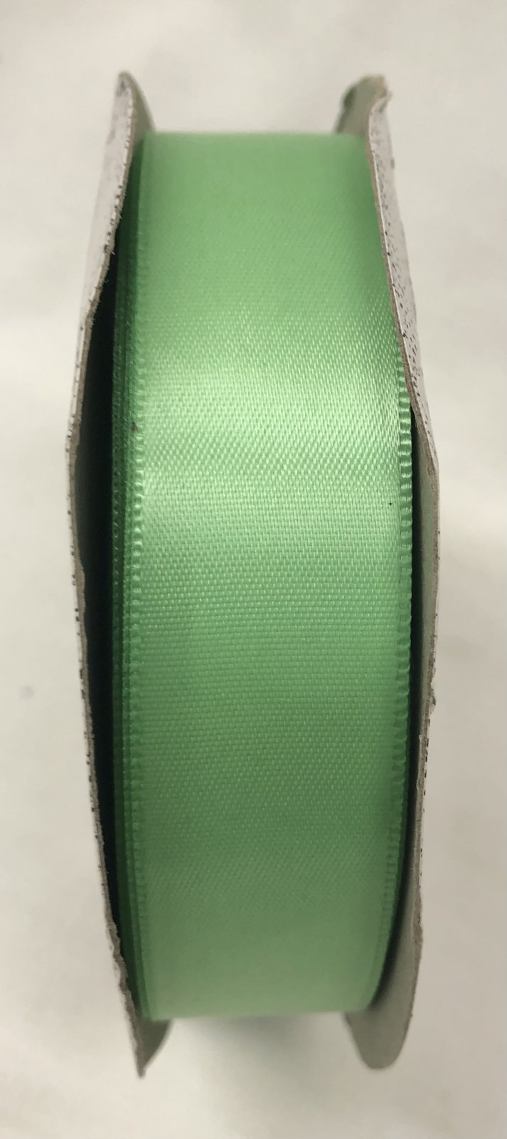 Supreme Laces Inc. 7/8IN Green Double Face Satin Ribbon