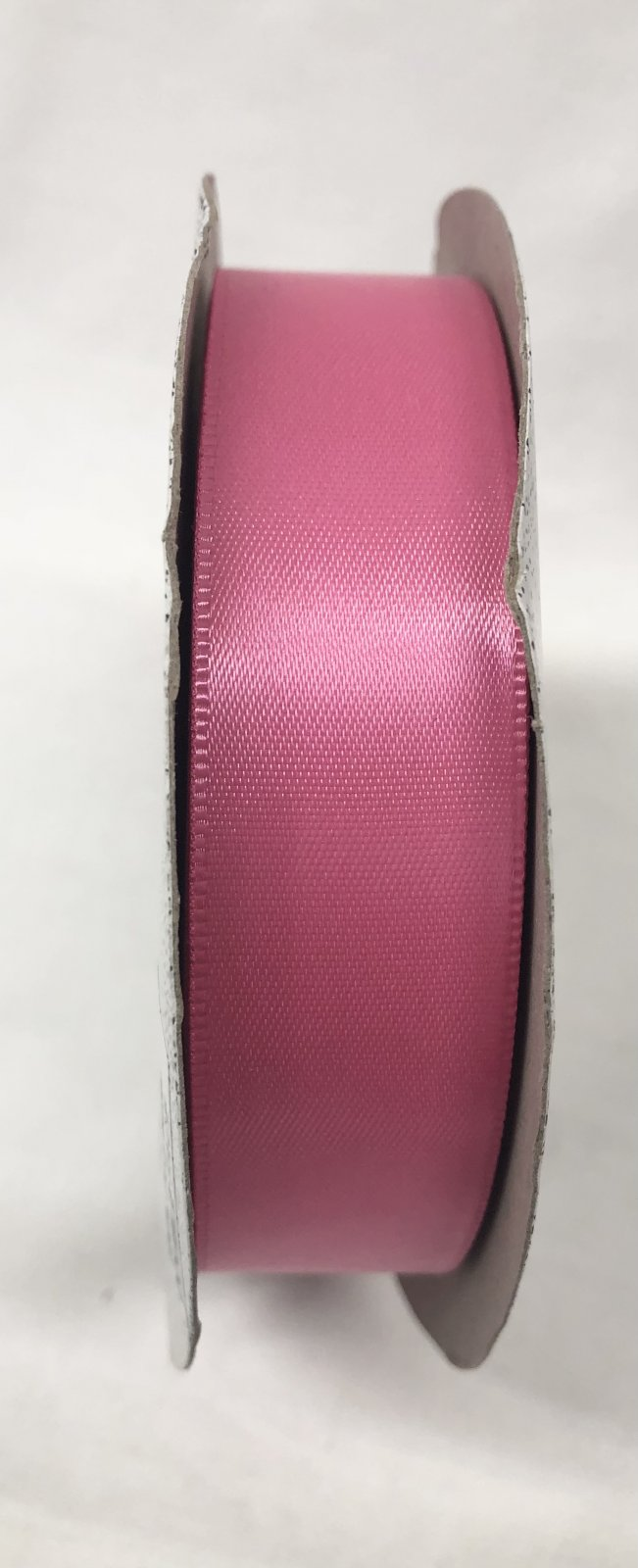 Supreme Laces Inc. 7/8IN Pink Double Face Satin Ribbon