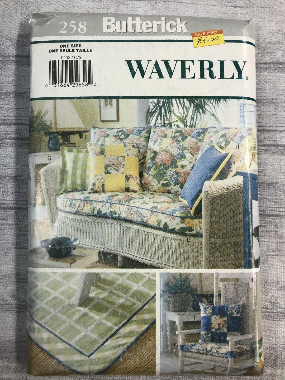 Butterick Waverly Sunroom 0258