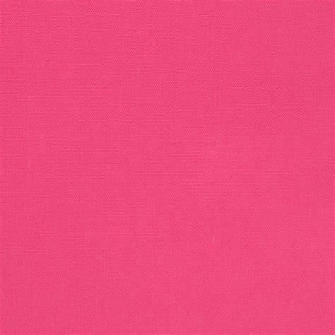 Siltex Hot Pink Broadcloth 115cm 65%Polyester/35%Cotton 10-0022-HPNK