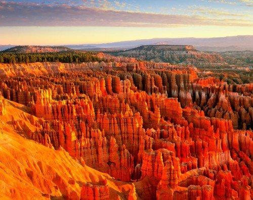Bryce Canyon Framed Image
