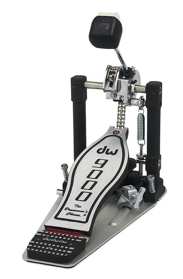 DW 9000 Series Single Bass Drum Pedal w/ Bag