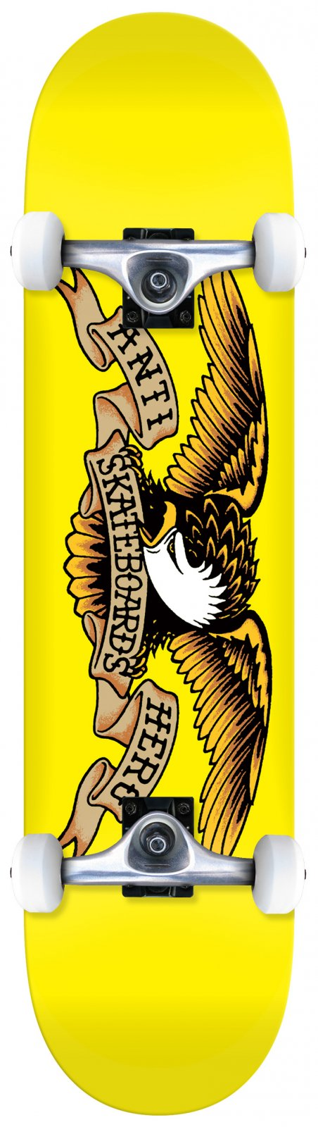 Anti Hero Classic Eagle Complete Skateboard (Multiple Sizes)