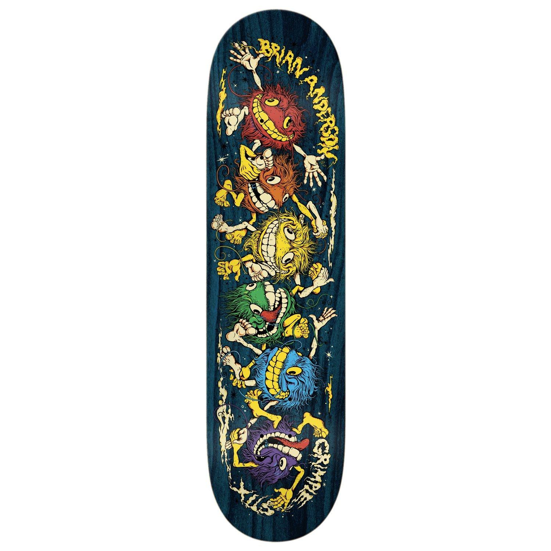 Anti Hero Brian Anderson Grimplestix Guest Deck 8.75