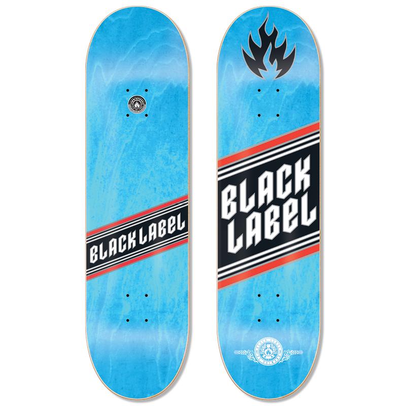 Black Label Top Shelf Knock Out 8 Deck
