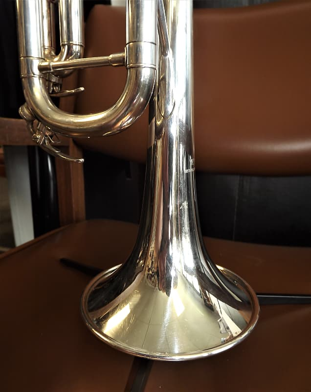 Yamaha YTR-4335GS Bb Intermediate Trumpet