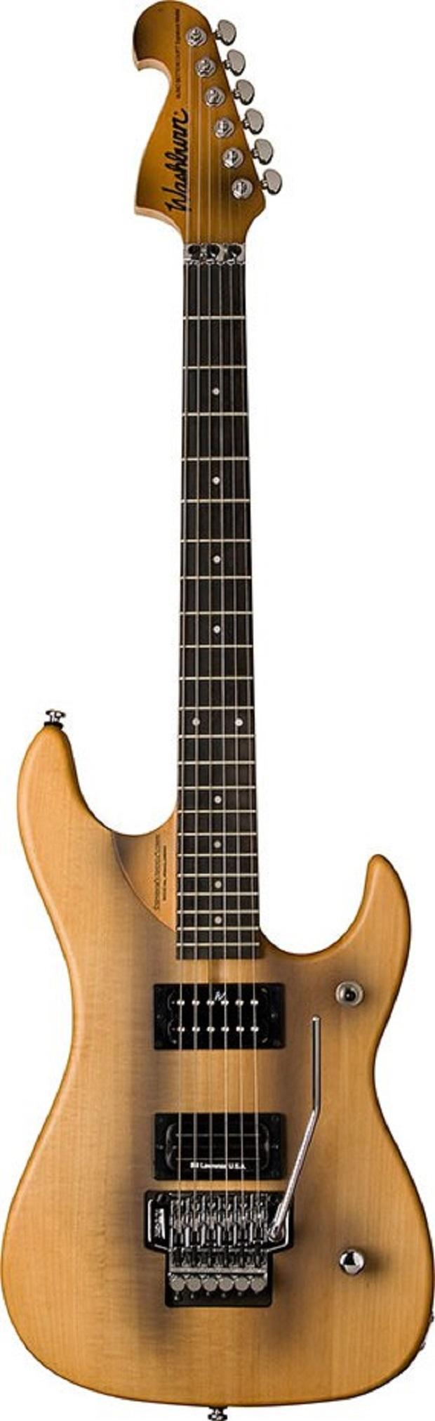 Washburn N24VINTAGEK-D-U Nuno Vintage Electric Guitar