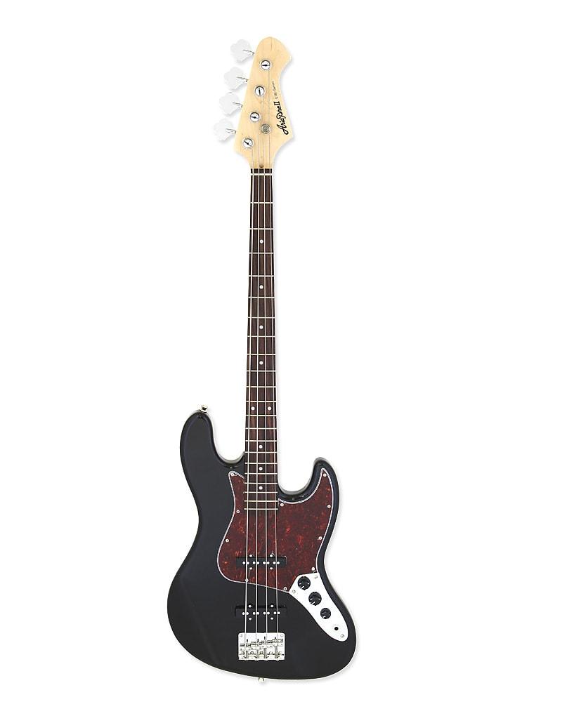 Aria Pro II Electric Jazz Bass Black