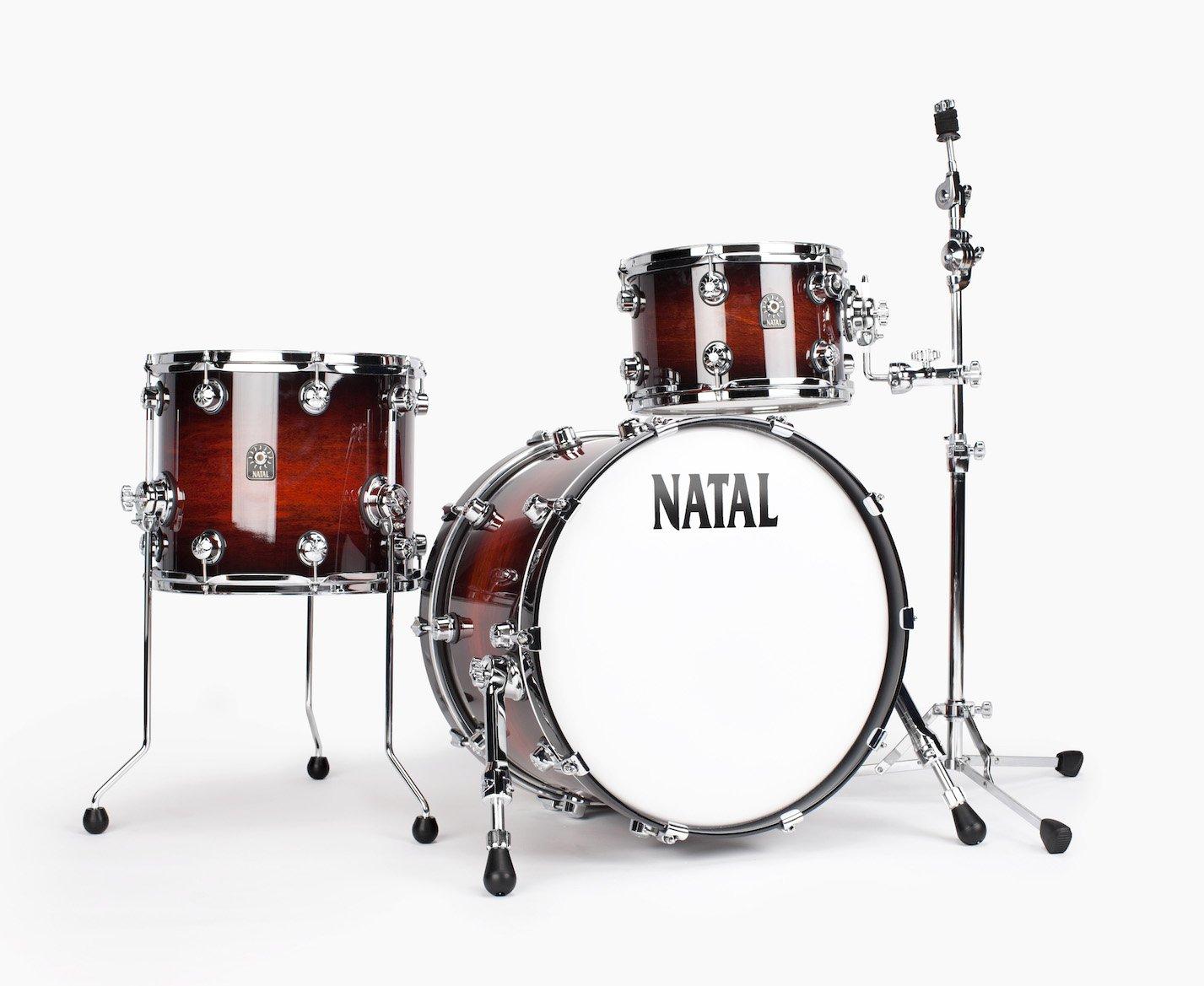 Natal Natal Drums - Cafe Racer Trad Jzz Exotc Brst KTW-TJ-EXO1-U