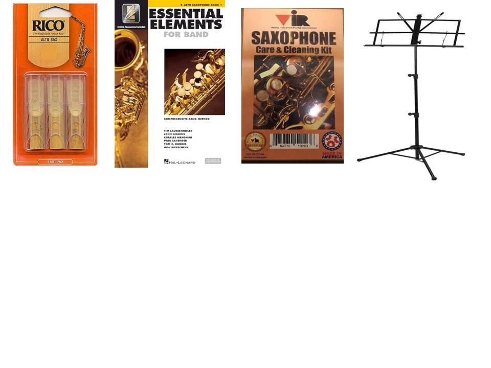 Eb Alto Sax Essential Element Acc School Pkg 1