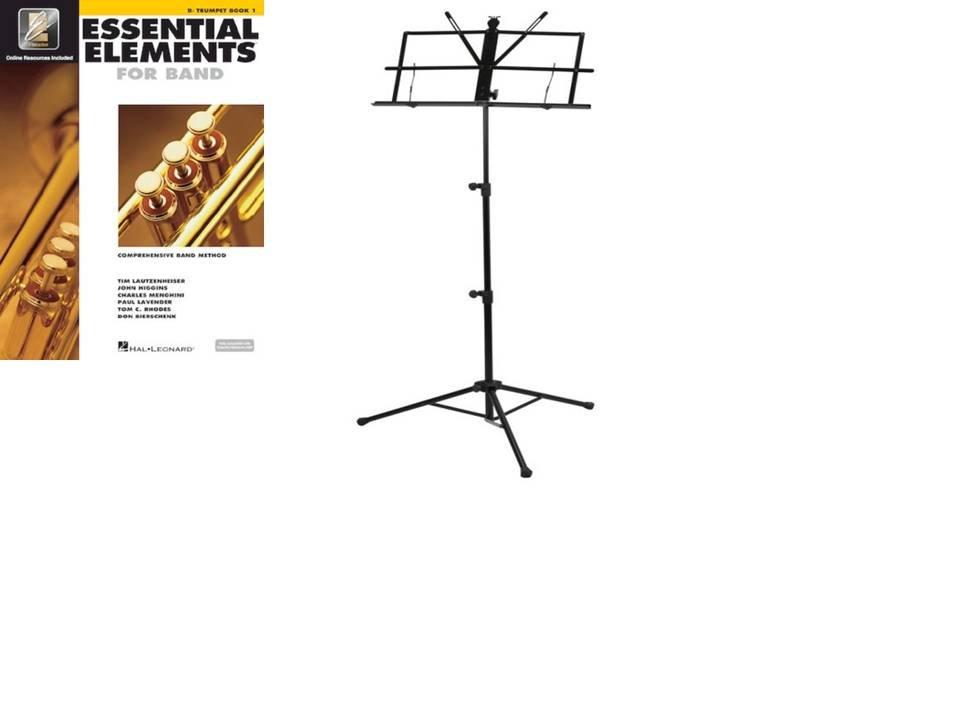 Bb Trumpet Essential Element School Acc Pk #2