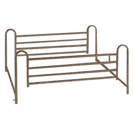 FULL LENGTH HOSPITAL BED RAILS