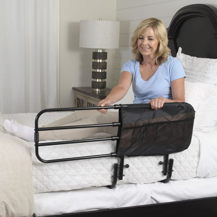 EZ ADJUST BED RAIL ADJUSTABLE