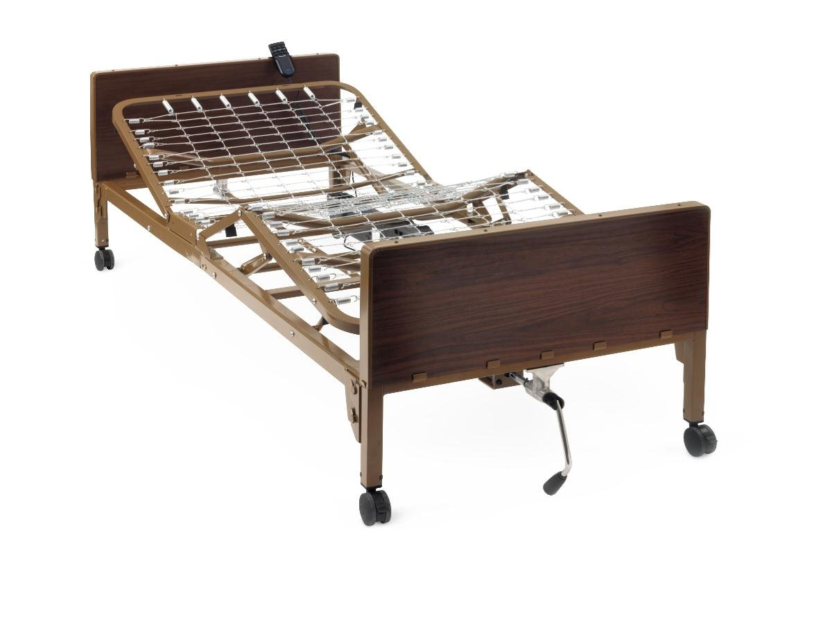 SEMI ELECTRIC HOSPITAL BED PACKAGE