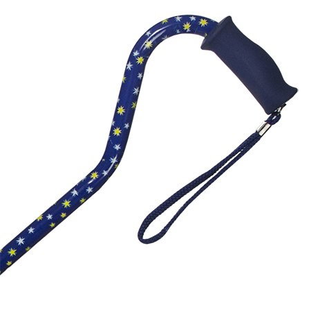 OFFSET BLUE STAR SILICONE HANDLE