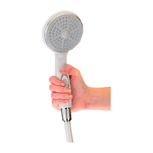 HAND HELD SHOWER SPRAY 2 FUNCTION