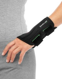 FITTED WRIST BRACE LEFT SM/MD