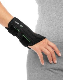 FITTED WRIST BRACE RIGHT SM/MD