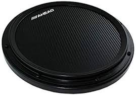 Ahead Black/Black 14 Marching Snare Pad