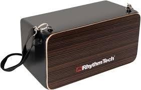 Rhythm Tech Bongo Cajon With Strap