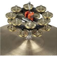 RhythmTech G2 Hat Trick Double Brass