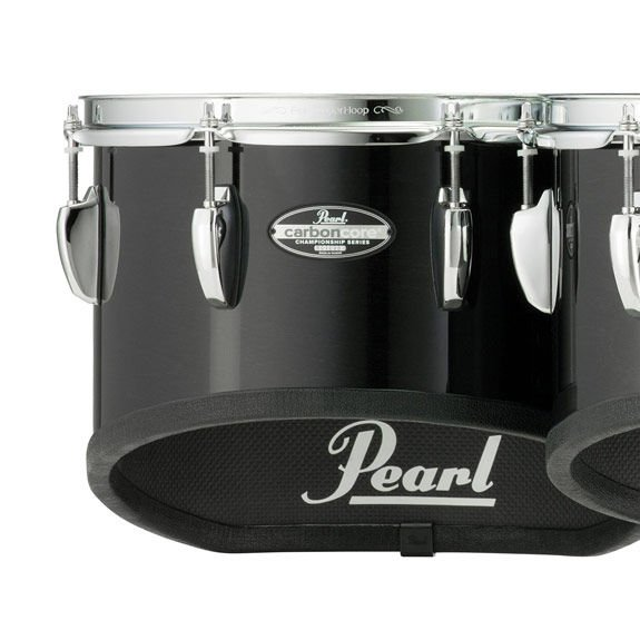 Pearl CarbonCore Tenor Drums: 6 10 12 13 14 Shallow cut - USED