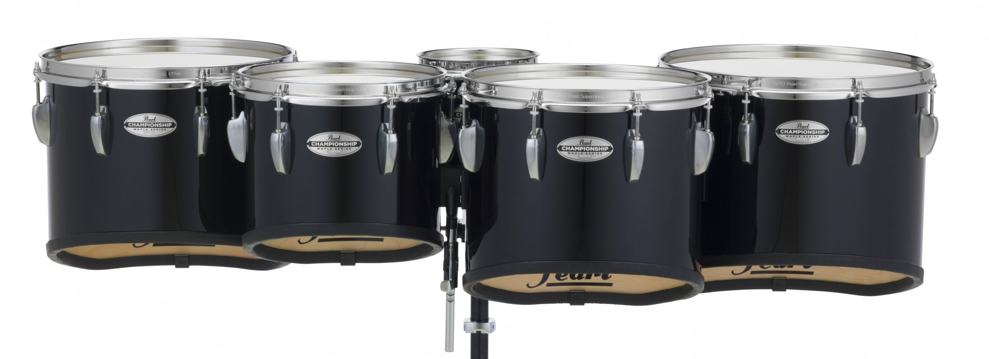 Championship Maple Tenor Drums: 6, 10, 12, 13, 14, Sonic-cut