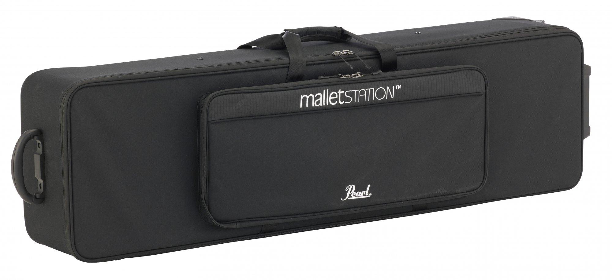 Pearl malletSTATION Semi Hard Side Rolling Case