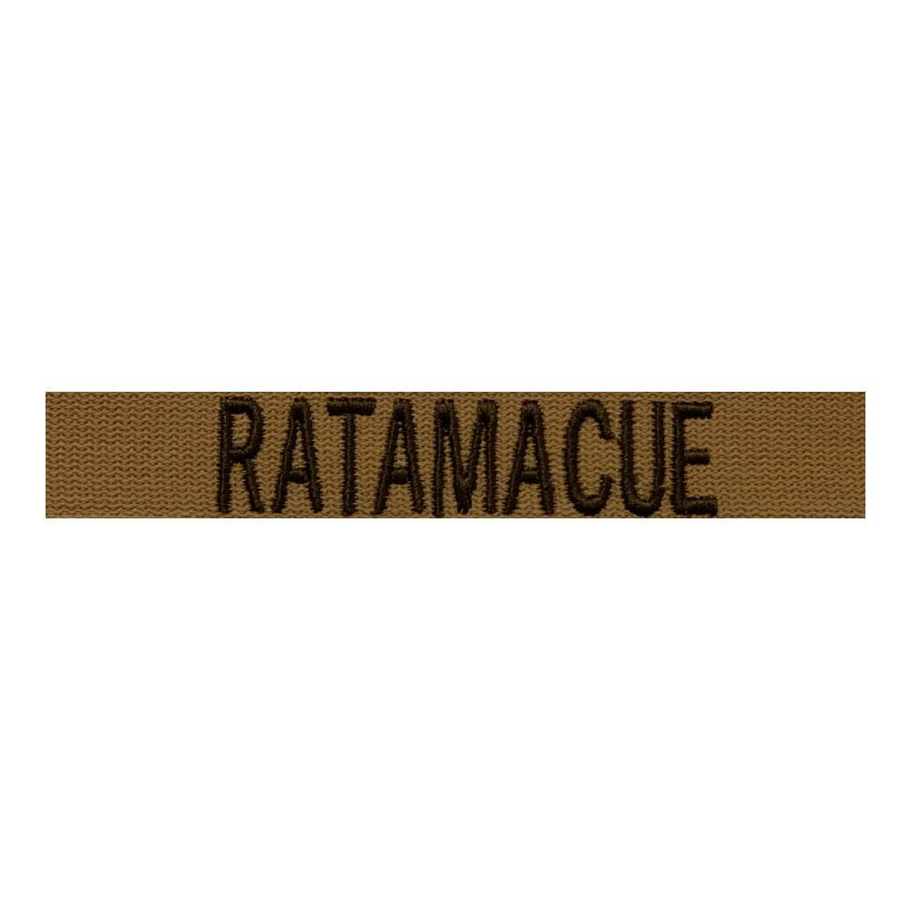 Ratamacue Patch