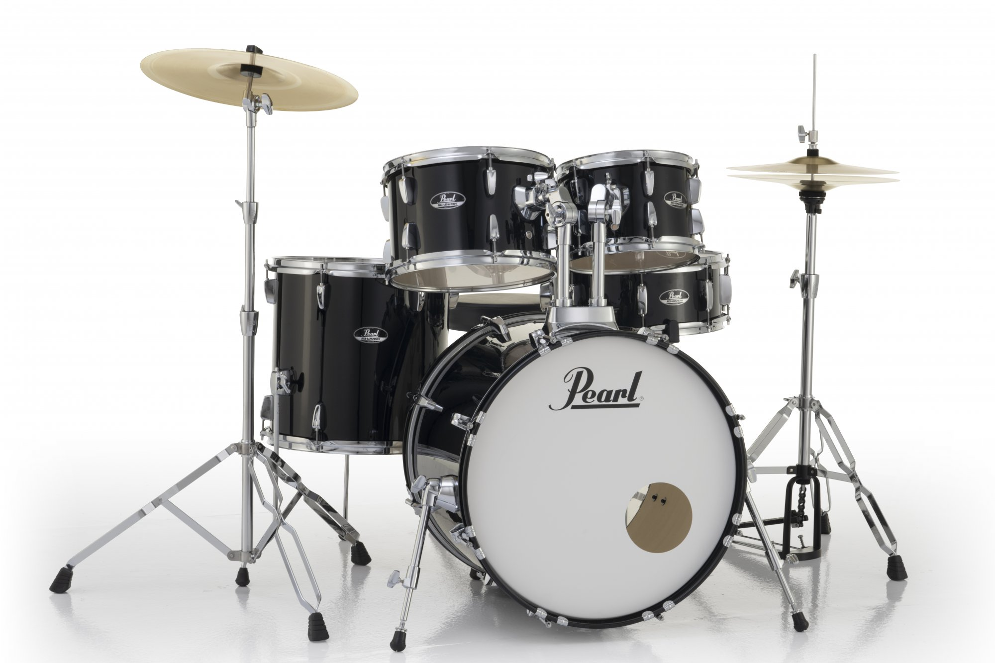 Roadshow 5-pc. Drum Set with Hardware and Cymbals