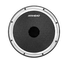 Ahead Chrome/Black 14 Marching Snare Pad