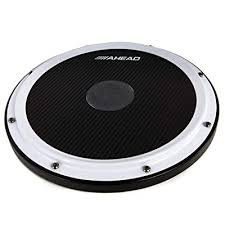 Ahead White/Black 14 Marching Snare Pad