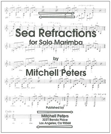 Sea Refractions for Solo Marimba