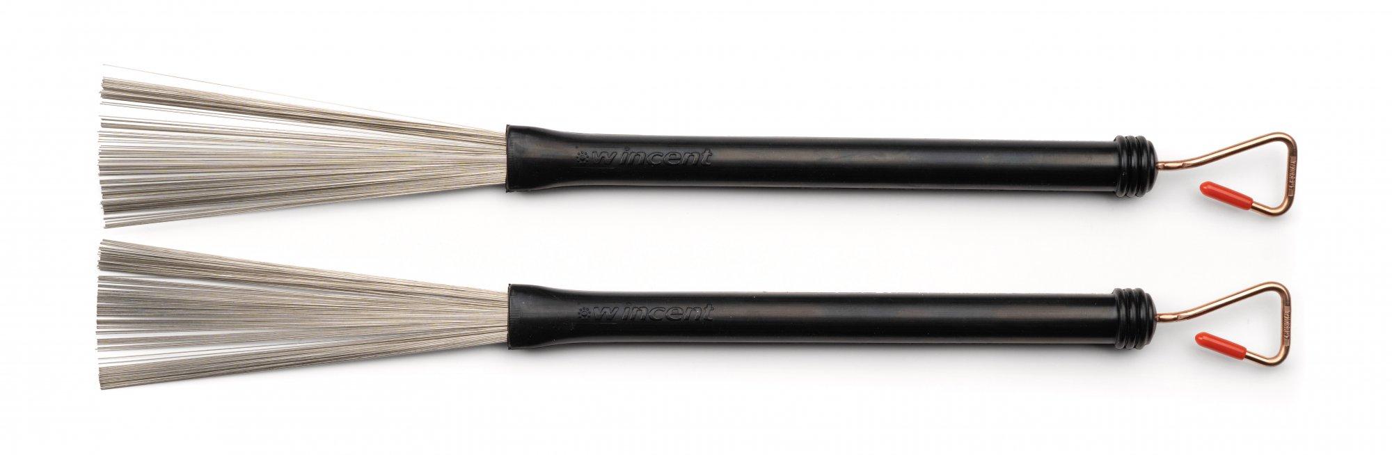 Wincent W33M Pro Brush Medium Steel Wire Brushes