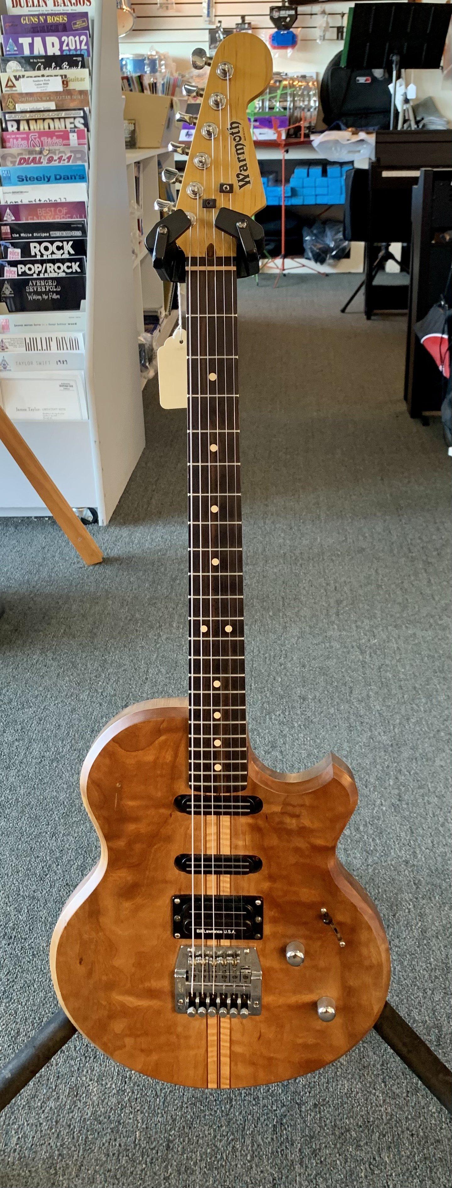 Warmoth TP Noble Custom Made Guitar