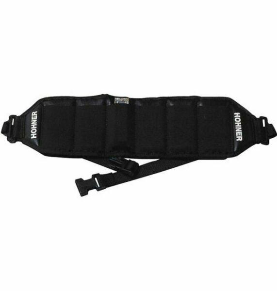 Hohner HB6 Harmonica Holding Belt - Black