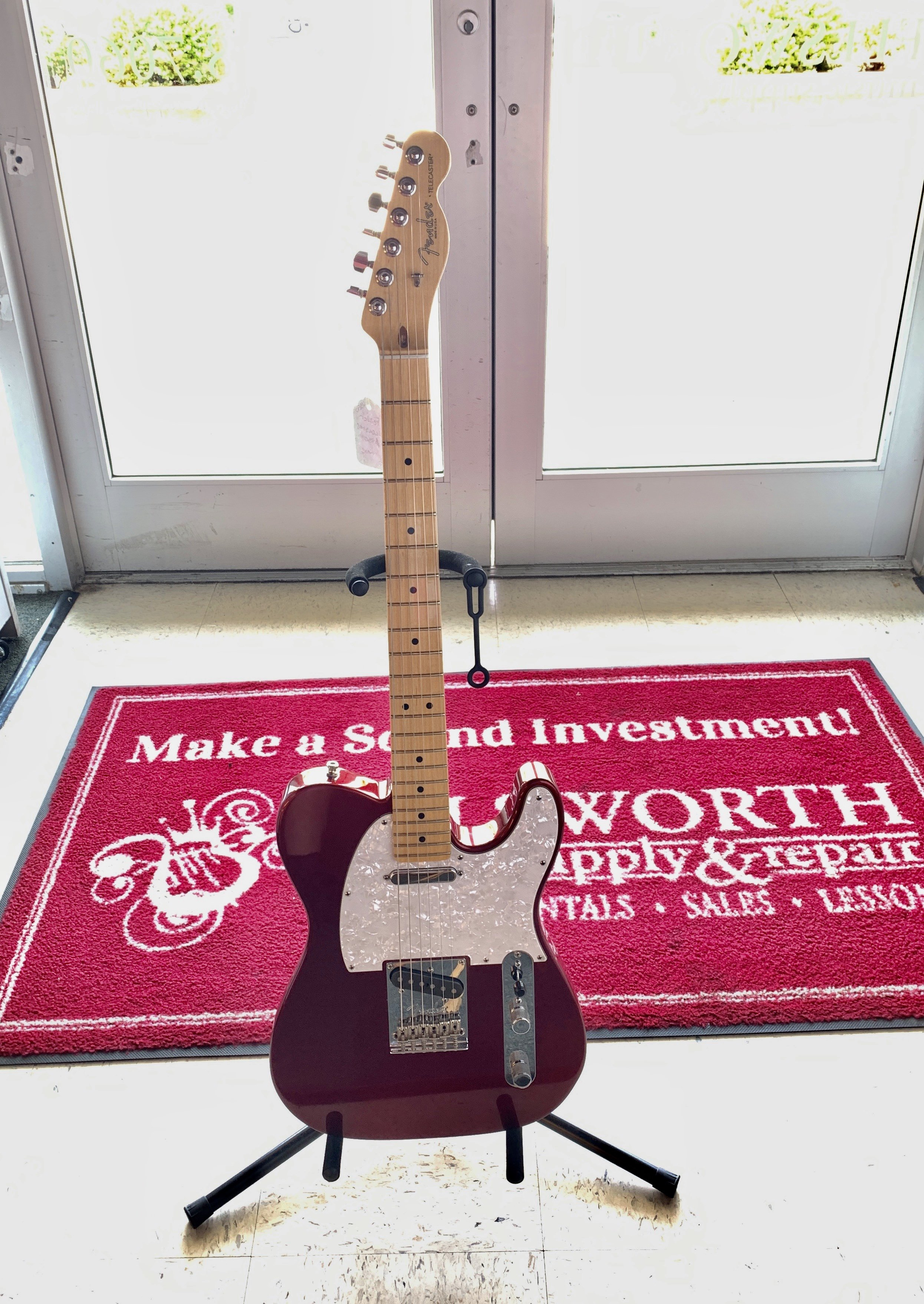 Fender Telecaster -  Made in the USA  - USED