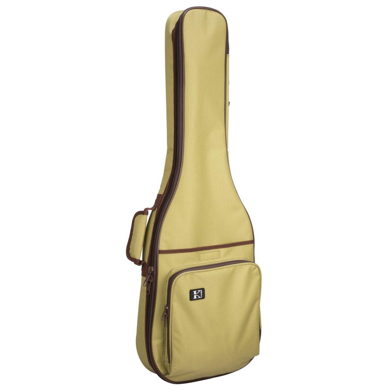 Kaces KQE-107TWD GigPak Electric Guitar Bag, Tweed