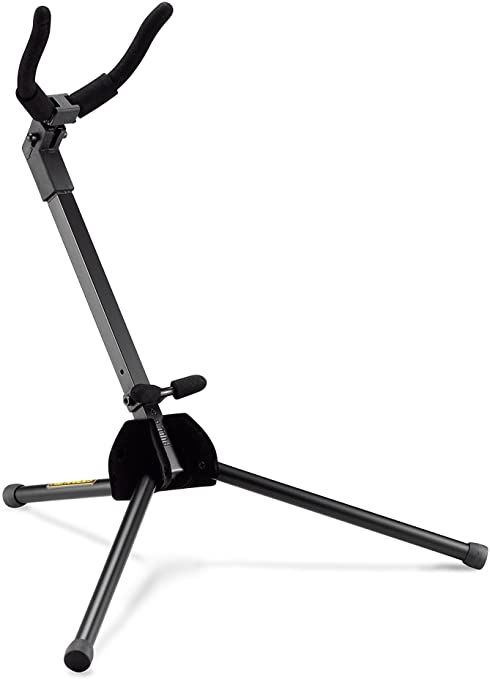 Hercules DS431B TravLite In-Bell Alto Saxophone Stand