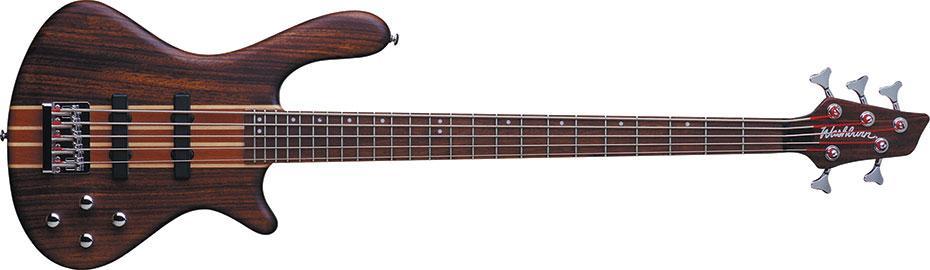 Washburn Taurus T25 5-String Electric Bass Natural Matte